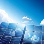 Solar panel — Stock Vector #21503881