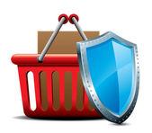 Bezpečnostní systém — Stock vektor