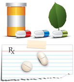 Comprimidos — Vetorial Stock