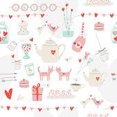 Sweet love — Stock Vector