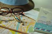 Travelling set — Stock Photo