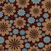 Seamless damask pattern for wallpaper design — Stock Photo
