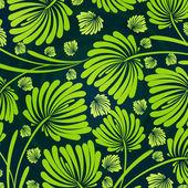 Seamless damask pattern for wallpaper design — Stock Photo