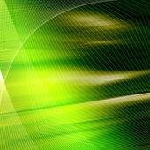 Abstrakte grünen hintergrund — Stockfoto