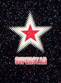 Superstar — Stock Photo