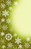 Kaart met kerstmis — Stockfoto