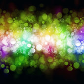 Bright bokeh background — Zdjęcie stockowe