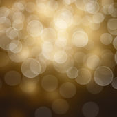 Sepia bokeh background — Zdjęcie stockowe