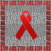 Stop AIDS. — Stock Photo