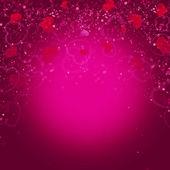 Valentine's day celebrating — Foto Stock