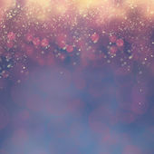 Bokeh purple background — Stock Photo