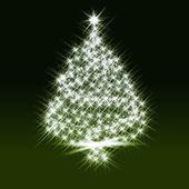 Weihnachtskarte — Stockfoto