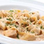 Italian ravioli tortellini — Stock Photo #35545729