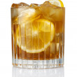 Glass of iced tea — Stock Photo #35546235