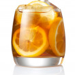 Glass of iced tea — Stock Photo #35546239