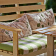 Outdoor Furniture — Stock Photo