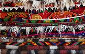 Vivid Carpet Colours — 图库照片