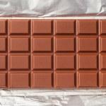 Milk Chocolate Bar — Stock Photo #39323339