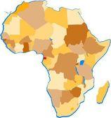 Equatorial Guinea — Stockvektor