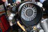 Turbine engine — Stock Photo