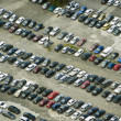 Foto de Stock  : Massive Parking of cars
