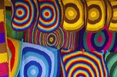 Altay carpets, Russia. — Stock Photo