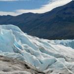 The Perito Moreno Glacier in Patagonia, — Stock Photo