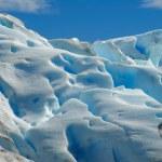 o glaciar perito moreno glacie — Foto Stock