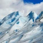 o glaciar perito moreno — Foto Stock