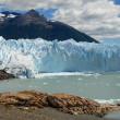 The Perito Moreno Glacier in Patagonia, Argentina. — Stock Photo