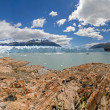 The Perito Moreno Glacier in Patagonia, Argentina. — Stock Photo #19566307
