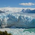 The Perito Moreno Glacier in Patagonia, Argentina. — Stock Photo