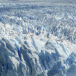 Panorama of ice. — Stock Photo