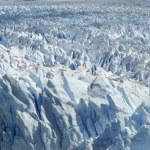 panorama di ghiaccio — Foto Stock