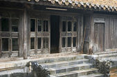 House in Tu Duc Tomb. Hue, vietnam. — Stock Photo