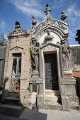 Mausoleums. Recoleta Cemetary, Buenos Aires. Argentina. — Stock Photo