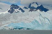 Treking na ledovci perito moreno, argentina. — Stock fotografie