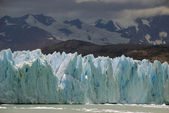 The Upsala glacier in Patagonia, Argentina. — Foto de Stock
