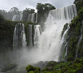 Iguazu waterfalls - Argentina — Stock Photo