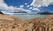 The Perito Moreno Glacier in Patagonia, Argentina. — Photo