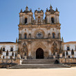The Monastery of Alcobaca, Portugal. — Stock Photo