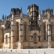 Batalha gothic monastery in Portugal. — Stock Photo