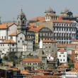 View of Porto, Portugal. - Stok fotoğraf