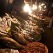 Fish market at Stambul, Turkey. — Stock Photo #21686693