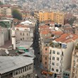 View of Istanbul city with old roofs. Turkey. - Foto Stock