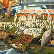 Fish market in Instanbul, Turkey. - Foto Stock