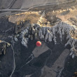 Hot Air Ballons flying on the sky of Cappadocia. — 图库照片