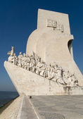 Padrao dos Descobrimentos (Monument to the Discoveries). — Stock Photo