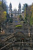 The Church of Nossa Senhora dos Remedios, Portugal. — Stock Photo