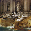 Stock Photo: Fountain Trevi.
